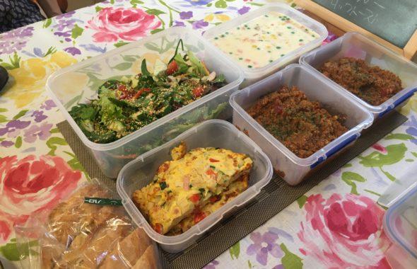 料理教室マンツーマンパスタソース