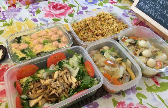 料理教室マンツーマン八宝菜セット