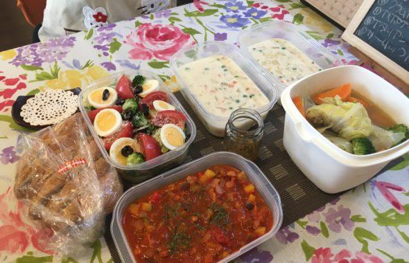 料理教室マンツーマンロールキャベツセット