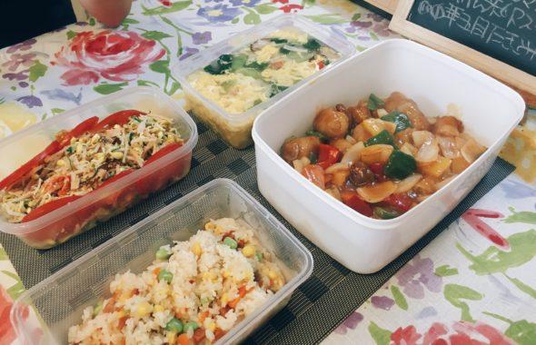 料理教室マンツーマン酢豚セット