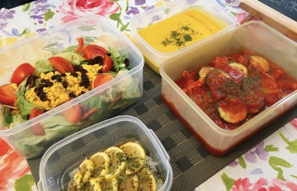 料理教室マンツーマントマトパスタセット