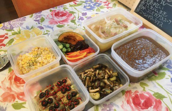 料理教室マンツーマンキーマカレーSET