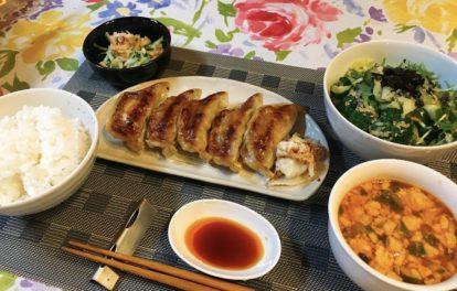料理教室マンツーマン餃子セット